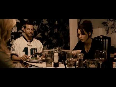 Silver Linings Playbook - First Meeting of Tiffany & Pat + First Running