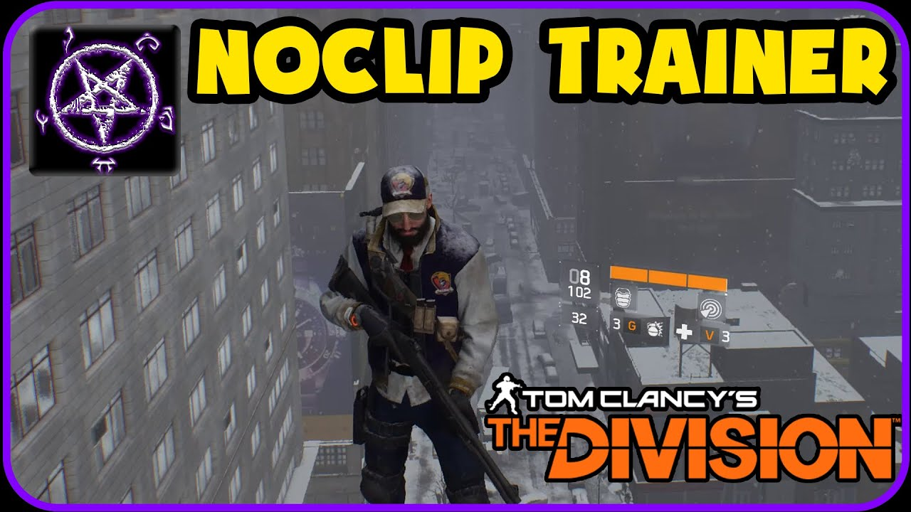 The Division Trainer