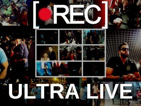 ULTRA LIVE  04 - Alexandre Meirelles AO VIVO!