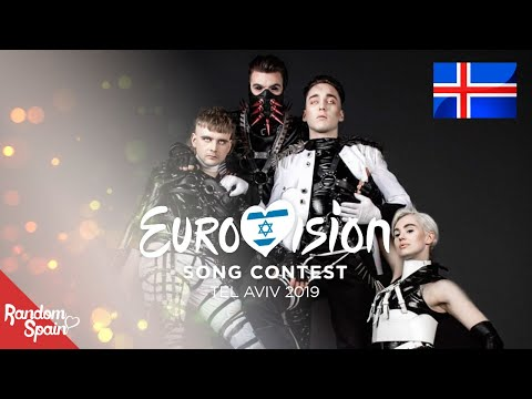 REACCIÓN Eurovision 2019 Iceland | Hatari - Hatrið mun sigra
