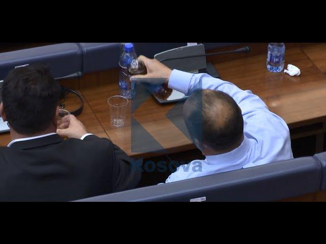 Opozita kosovare ngrohet me raki - 23.10.2015 - Klan Kosova