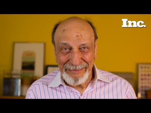 Milton Glaser: Design and Art Are Like Sex and Love | Inc. Magazine