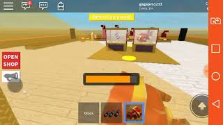 Playing Roblox Heroes Co