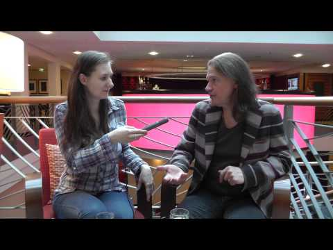 Interview ROBBEN FORD in Cologne