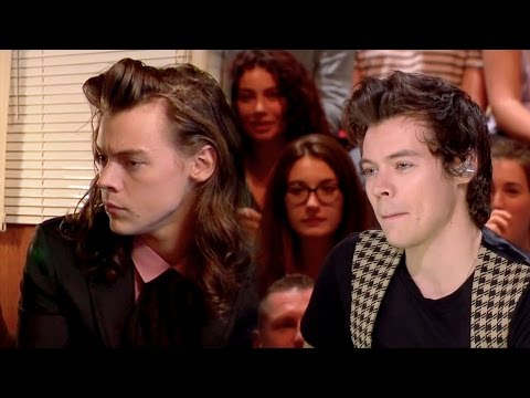 Thumbnail: HARRY STYLES SAYING WEIRD THINGS