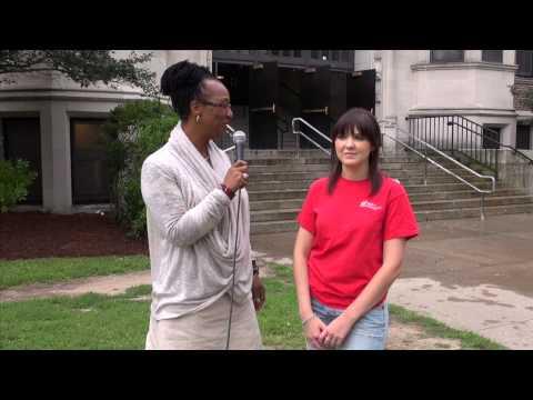 High School of Commerce Ice Bucket Challenge 8-15-2014