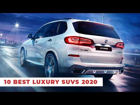 10 Best Luxury SUV 2020 – Midsize New SUV Luxury & Premium Models