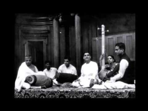 Palghat K. V. Narayanaswamy- LGJ- Rajamani(Mridhangam) PMI(Kanjeera)-Ragam-Ananda Bhairavi