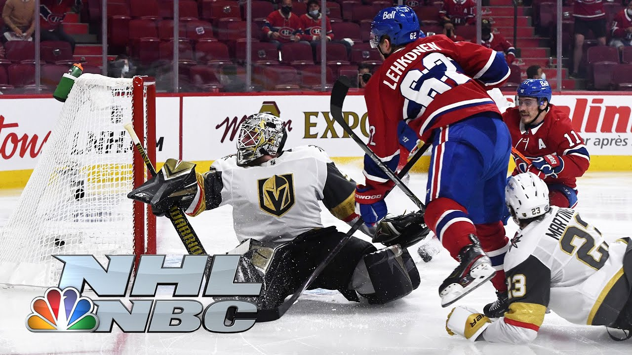 Download NHL Stanley Cup 2021 Semifinal: Knights vs. Canadiens | Game 6 EXTENDED HIGHLIGHTS | NBC Sports