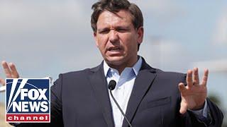 Gov. DeSantis on Florida's stay-at-home order