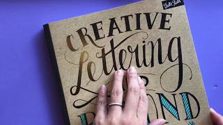 Hand Lettering A Simple Introduction