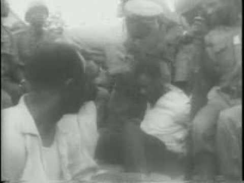 Lumumba Seized, Returned to Leopoldville, Congo 1960/12/5