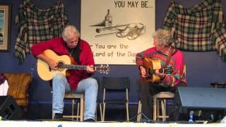 Scott Macmillan and Brian Doyle perform Toyota Tailpipe at 57th Broad Cove Concert