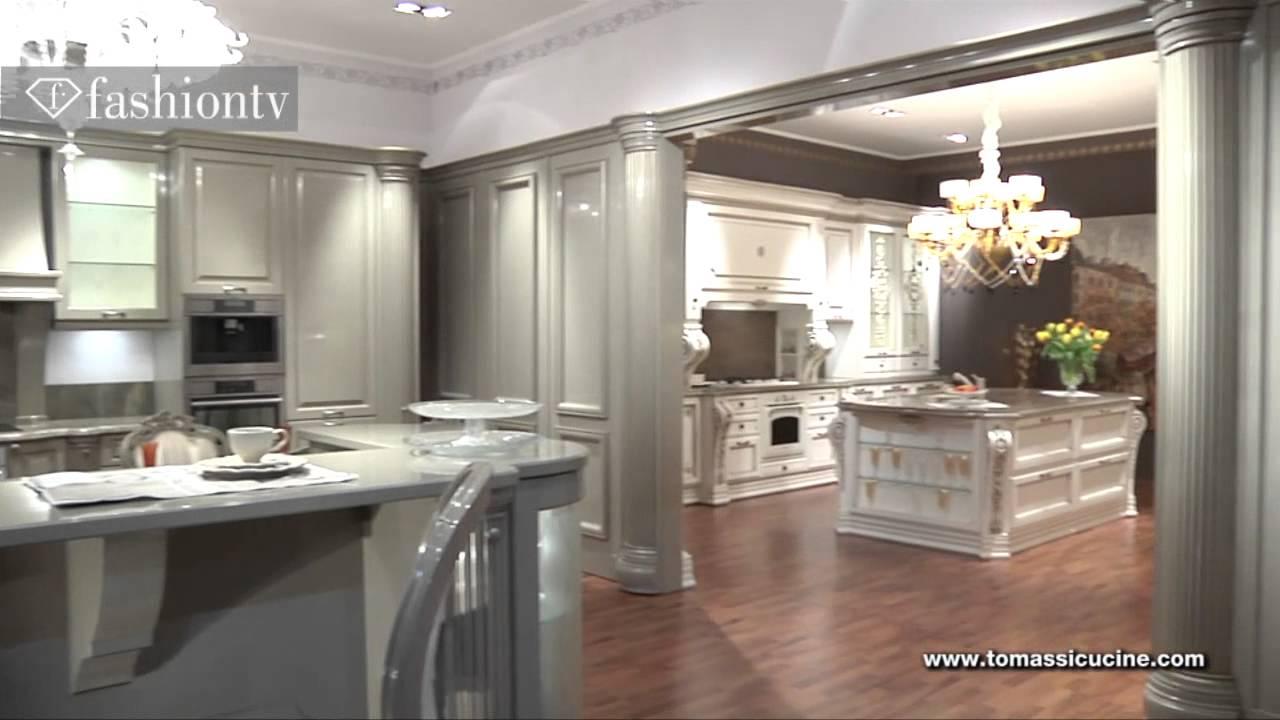 Tomassi cucine salone mobile 2014 fashiontv doovi for Tomassi arredamenti