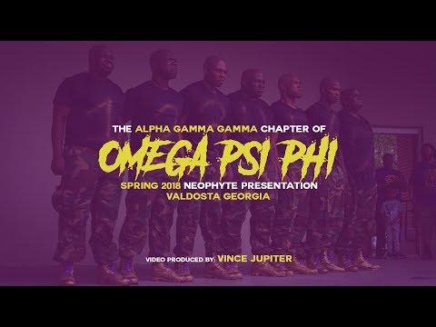 Omega Psi Phi Probate | Spring '18, AΓΓ Chapter (Valdosta, GA)