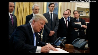 News: Trump Signs Bill Pulling Out Of The Pacific-Rim Trade Deal