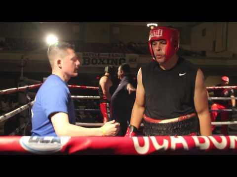 UCA Title Eliminator - Adam Zamudio, Fresno SD vs David Ross, CHP (Masters Division)