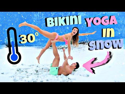 yoga challenge bikini  watch in hd