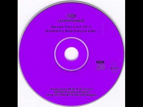 2 Unlimited - Spread Your Love (Enfortro Dark Electro Dub)