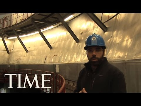 Looking Through The World's Largest Telescope | TIME
