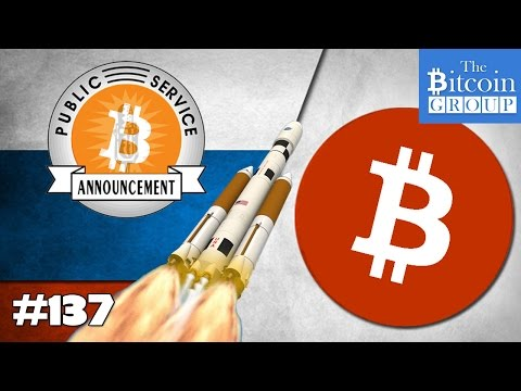The Bitcoin Group #137 - Public Service Announcement - Wright Sale - Japan & Russia - NK Hackers
