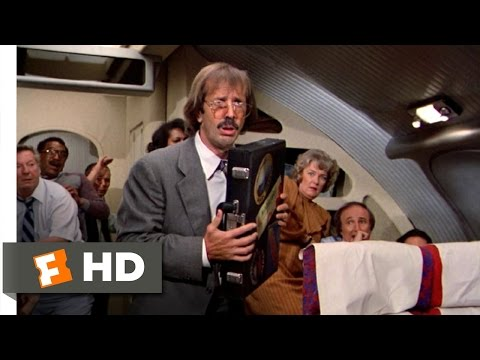 Airplane 2: The Sequel 710 Movie   Not A Buh, A Bomb 1982 HD