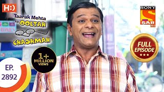 Taarak Mehta Ka Ooltah Chashmah - Ep 2892 - Full Episode - 26th December 2019