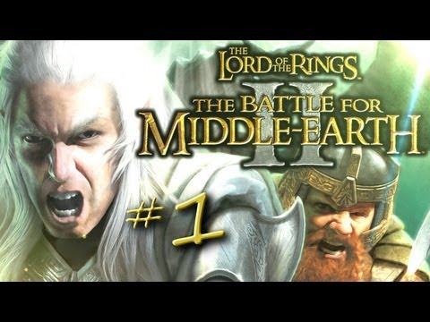 """LOTR: Battle for Middle Earth 2 - Episode 1 """"Cleansing of the White Mountains"""""""