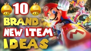 10 Brand NEW Mario Kart Item IDEAS - Contest Results!