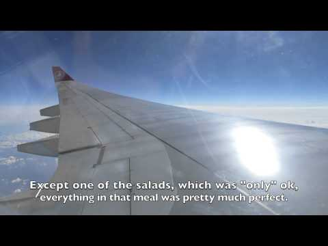 Turkish Airlines Trip Report - Istanbul to Montreal A330-300 (Economy Class)