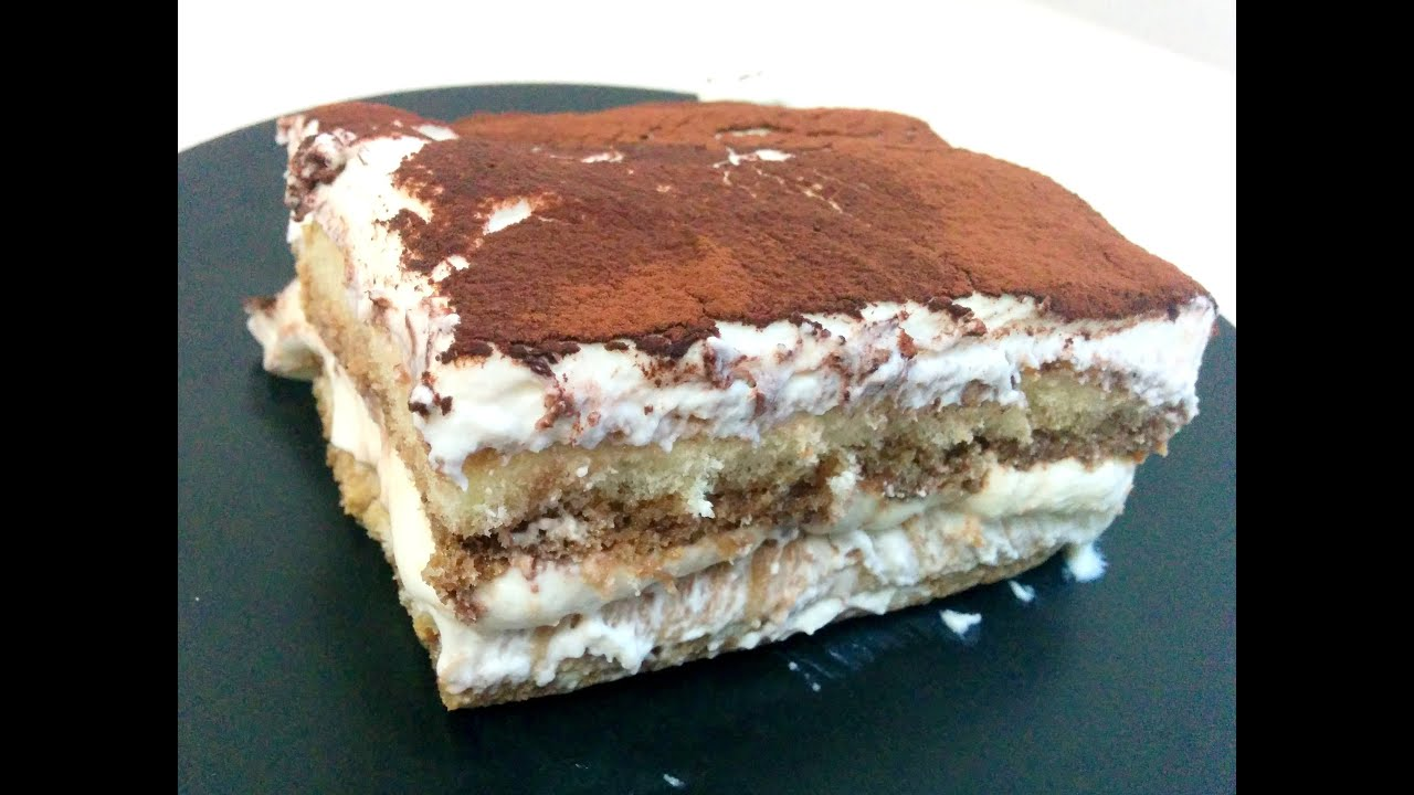 Egg less homemade classic italian dessert tiramisu tiramisu egg less homemade classic italian dessert tiramisu tiramisu recipe without alcohol and raw eggs youtube forumfinder Gallery