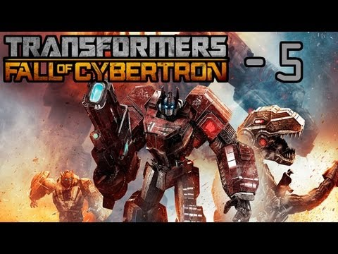 Transformers™: Fall of Cybertron #5 : ภารกิจล้างท่อ Feat.KFC