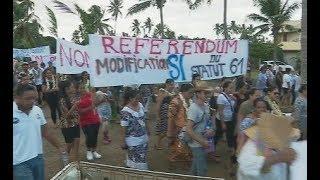 Statut de 61: Quels sont les enjeux pour Wallis et Futuna ?