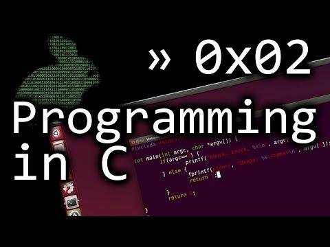 Writing a simple Program in C - bin 0x02