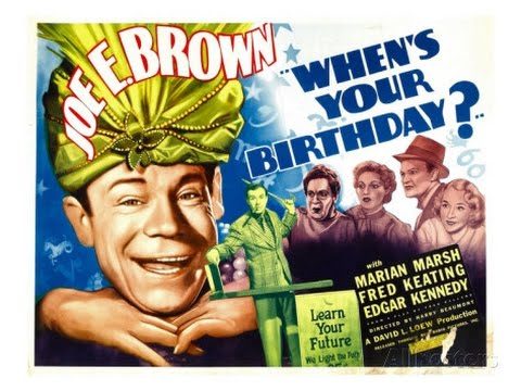 When's Your Birthday?    (1937) Harry Beaumont