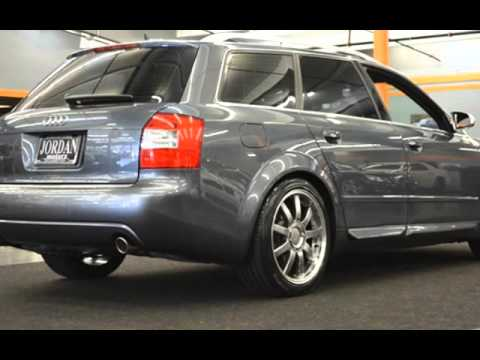 2005 Audi S4 Avant Quattro Awd S4 Rare New Wheels Tires Low M For