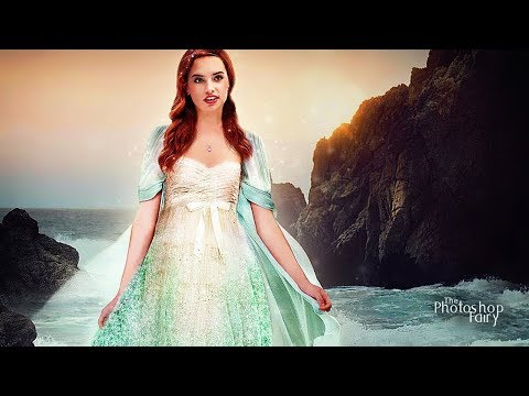 The Little Mermaid Live Action: Daisy Ridley as Ariel