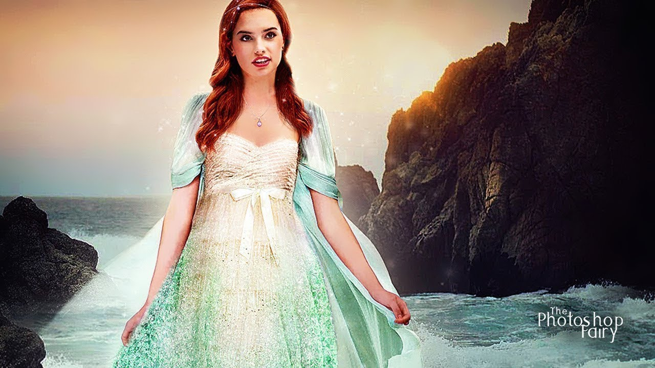 681a1351 Disney's THE LITTLE MERMAID (Daisy Ridley Movie) - Costume Concept ...