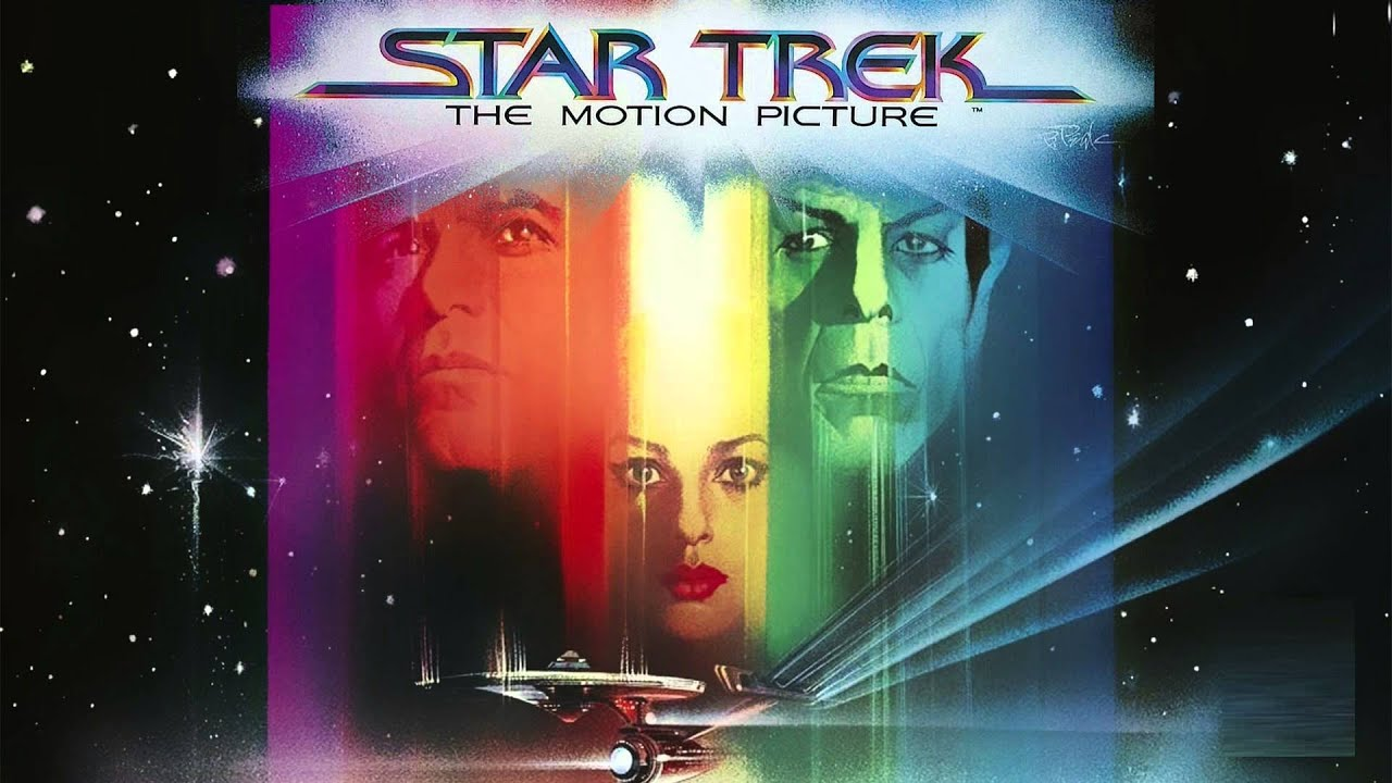 Star Trek - The Motion Picture 1979 Movie Review - Youtube-6339