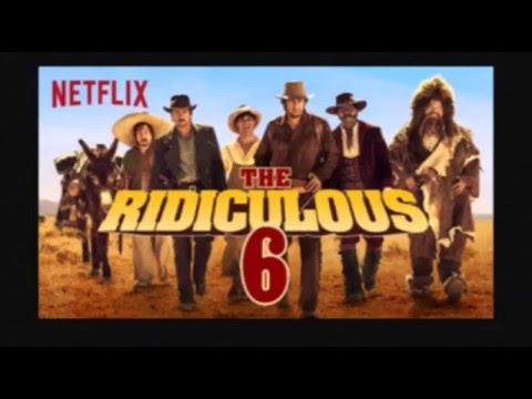 Download Ridiculous 6 (2015) review. Adam Sandler.