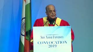 Acceptance speech of Dr. Krishnaswamy Kasturirangan, distinguished Indian Space Scientist