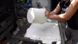 видео Объемная плитка 3D