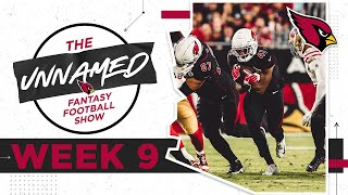 Start David Johnson AND Kenyan Drake vs. Buccaneers | Arizona Cardinals Fantasy Football Show