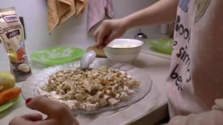 Рецепт удивительного салата . Салат ,,Русская красавица