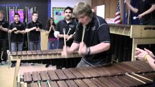 Mbira Jam - North Gresham Elementary 2011