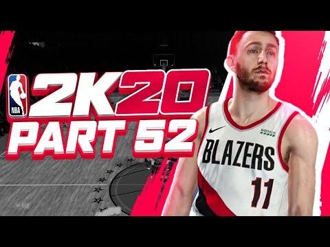 """nba-2k20-mycareer:-gameplay-walkthrough---part-52-""""los-angeles-lakers""""-(my-player-career)"""