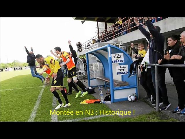 Mai 2017 vs PLouzané 1-0 (Marc Labat)