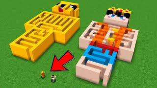 MINECRAFT: Laberinto ELTROLLINO Vs Laberinto MIKECRACK 😱😂 Minecraft Mods