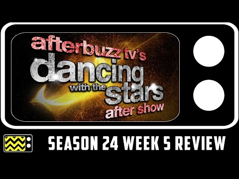 Dancing With The Stars Season 24 Episode 5 Review & After Show | AfterBuzz TV