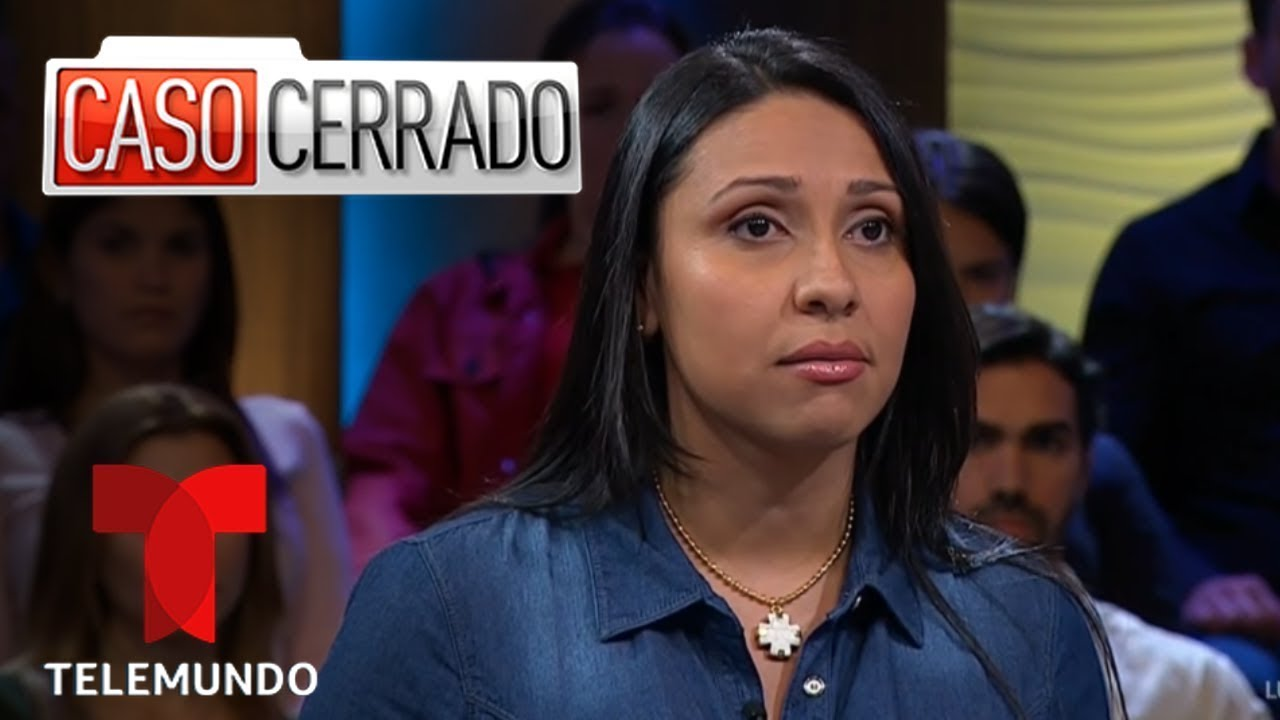 I lick people and they get healed! 👅🍑🙏   Caso Cerrado   Telemundo English